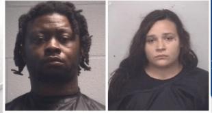 Lucentio Clark, 38, and Tianna Jumper, 20,