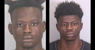 Patrick Smith, 23, and Darquez Manning