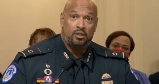 U.S. Capitol Police Officer Harry Dunn