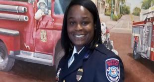 Latosha Clemons, Boynton Beach Fire Rescue Department deputy fire chief Courtesy (Boynton Beach Fire Department