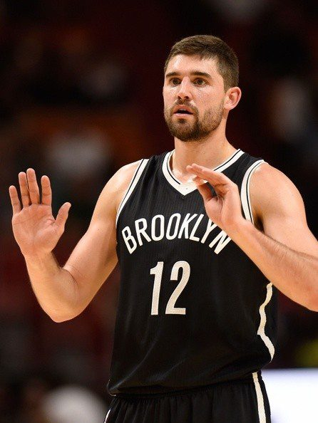 Joe Harris NBA Shoes Database