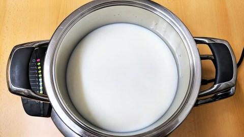 Milchreis Grundrezept Milch Kochen
