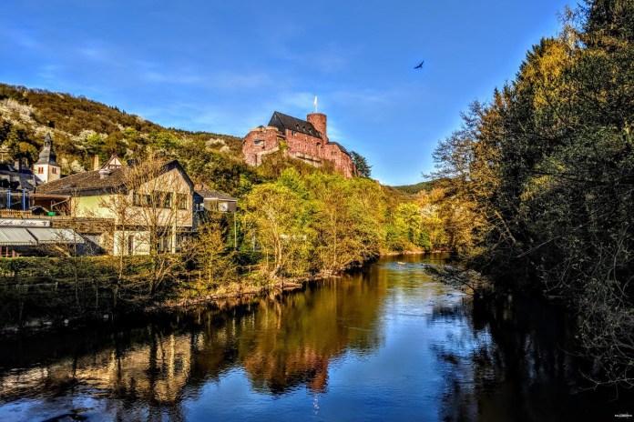 Heimbach - Alt und Modern