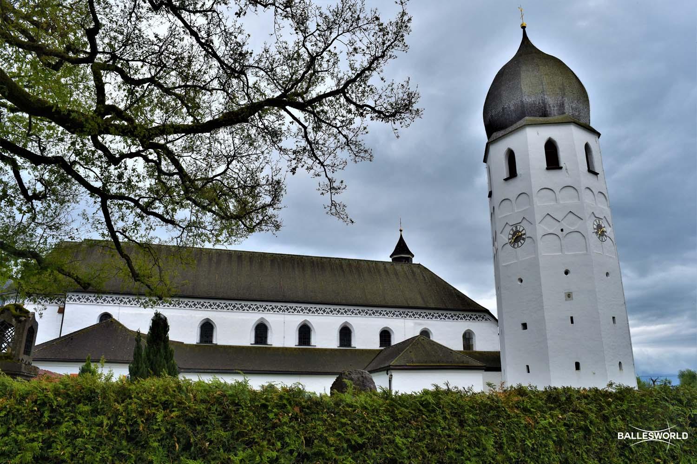 Abtei Frauenwörth im Chiemsee