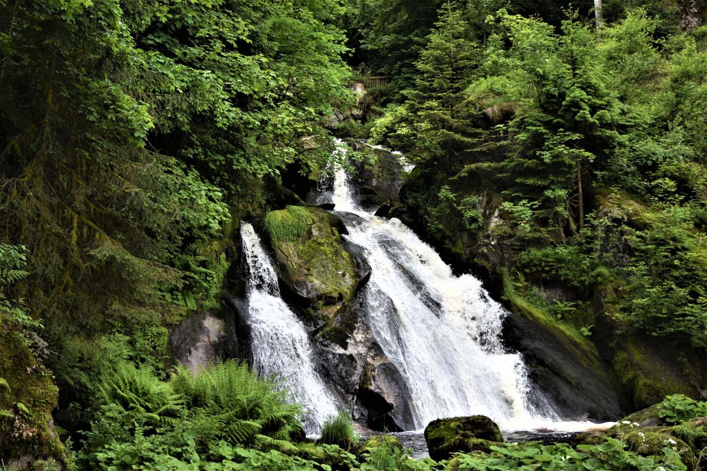 Der schönste Wasserfall Deutschlands