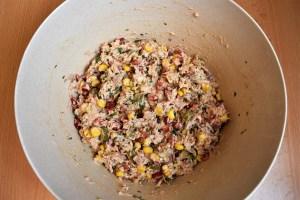 Thunfischsalat Zubereitung 4