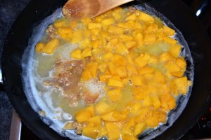 Blätterteig Muffins mit Mango-Kokos-Creme 4