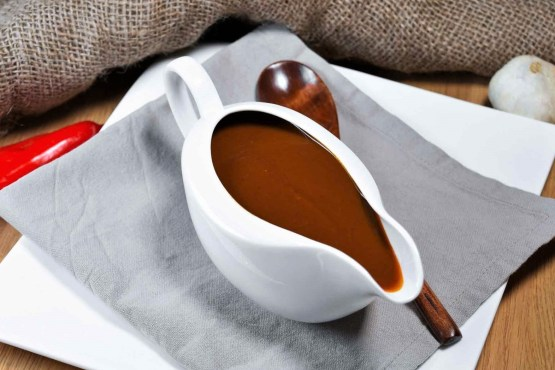 Bratensoße mit Kakao-Rezept-ballesworld