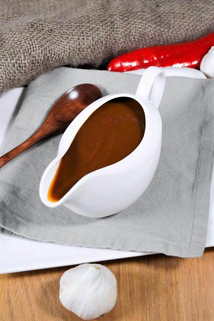 Bratensoße mit Kakao-Rezeptideen-ballesworld