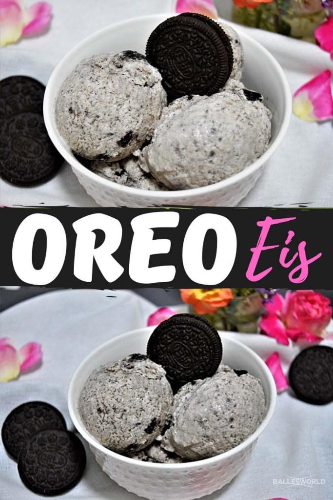 Oreo Eis Rezept