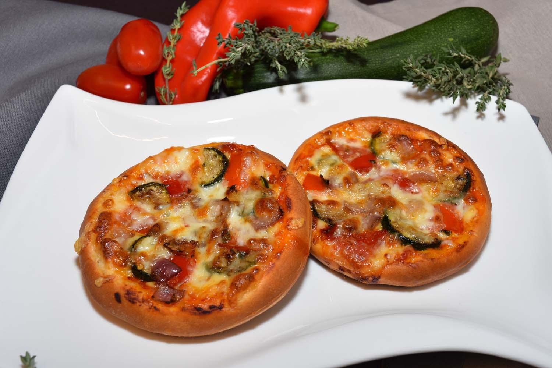 Pizzatörtchen