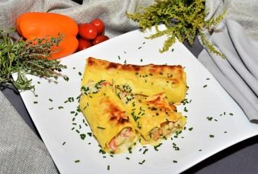 Spitzkohl Lasagne Rollen Rezept