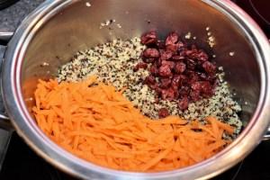 Quinoa Salat- einfach, schnell und lecker