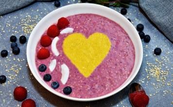 Frühstück mit Herz Rezept