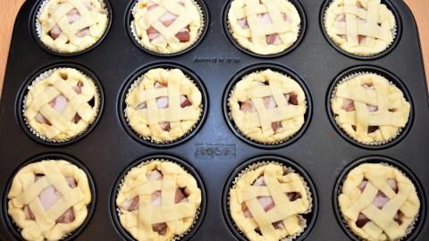 Muffins mit Nduja