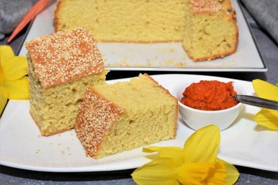 """Pogaca """"Brot"""" ohne Hefe Rezept"""