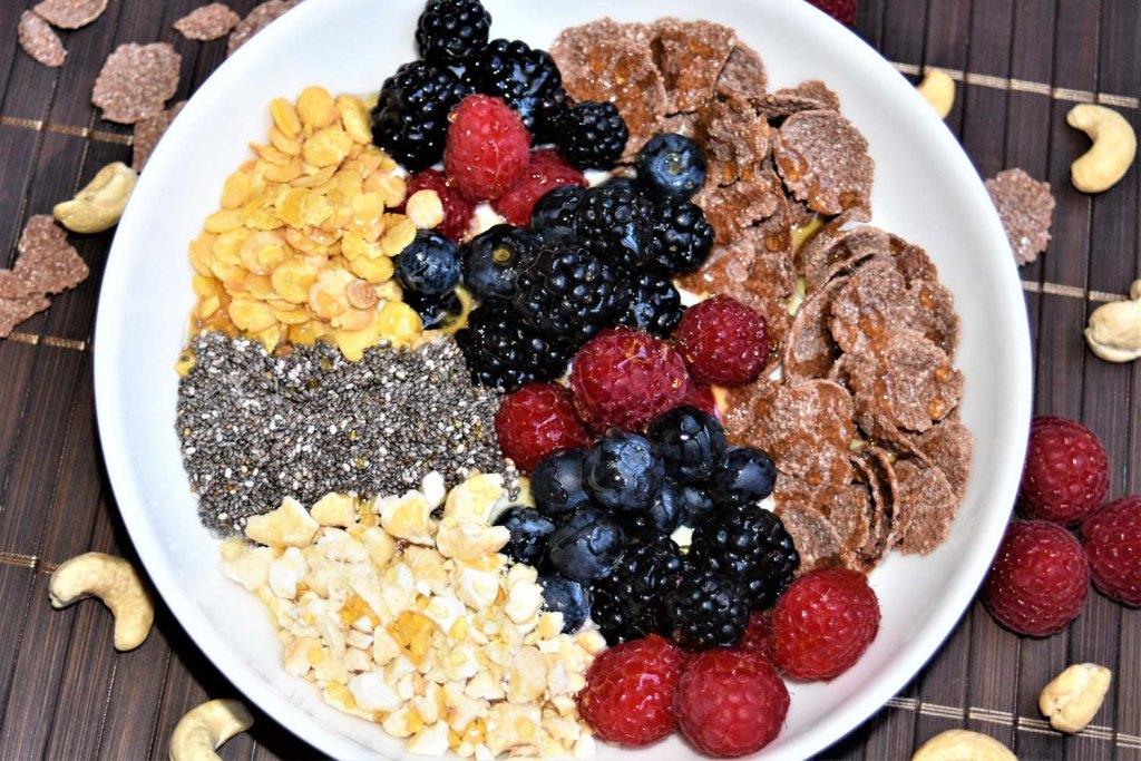 Energie-Frühstück von Ballesworld Gesund