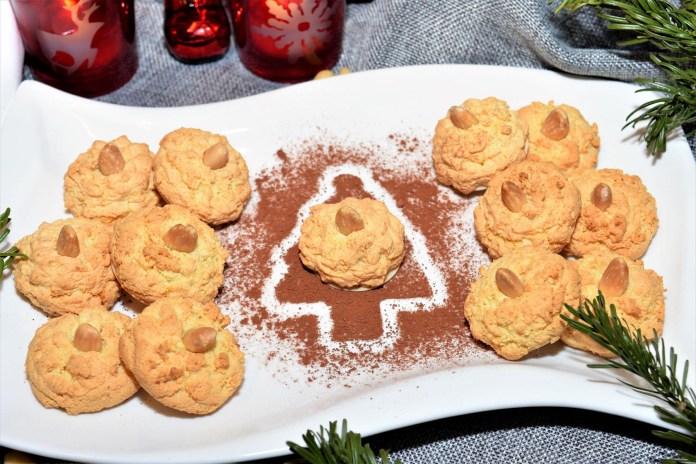 Mandelmakronen Dessert