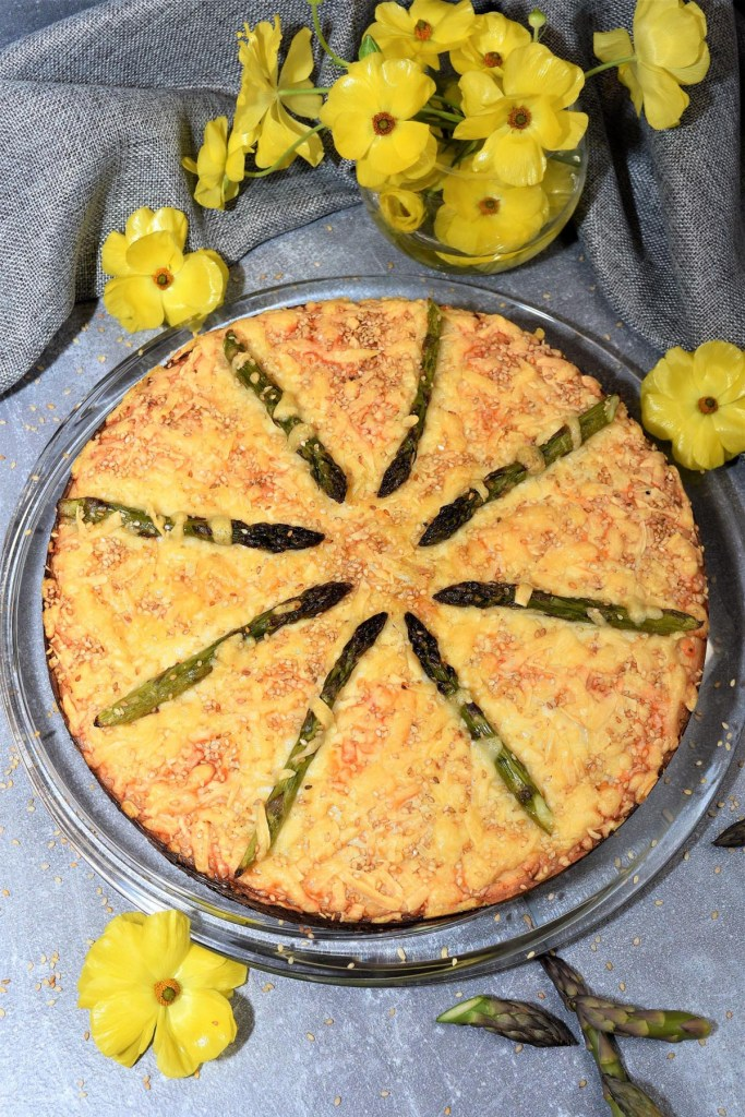 Tortilla Kuchen mit Gemüse BallesWorld
