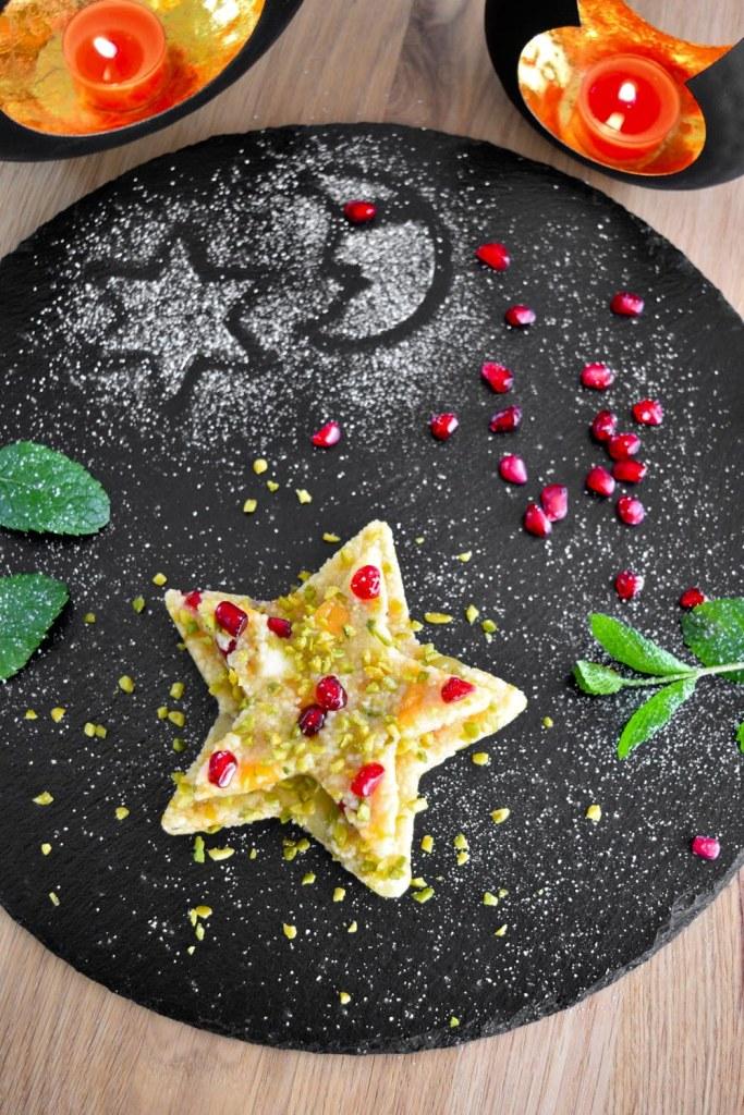 Couscous Salat mit Pflaumenkernöl Dessert