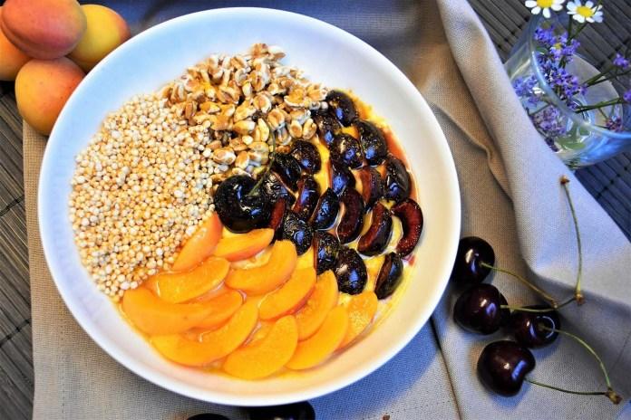 Energie Frühstücks-Bowl