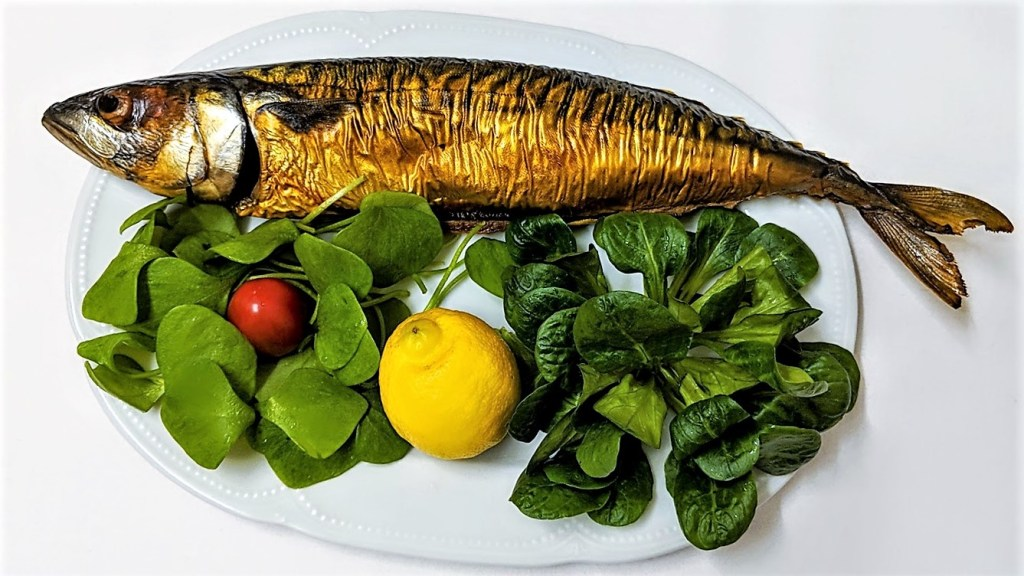 Gegen Bluthochdruck Die Makrelen-Diät Rezept