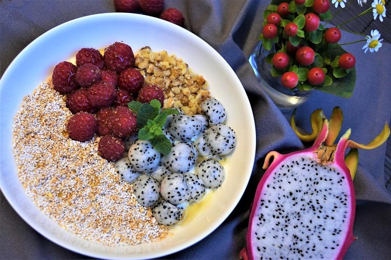 Pitahaya Frühstücks-Bowl