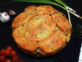 Pizza-Tarte aus altem Brot Rezept