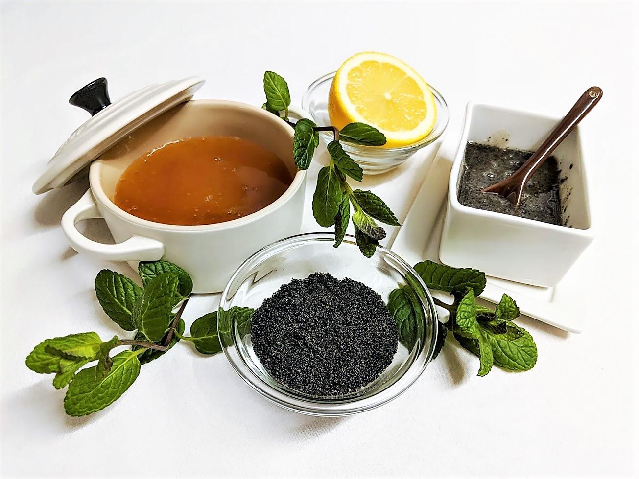Schwarzkümmel-Honig-Zitronen Mix Rezept