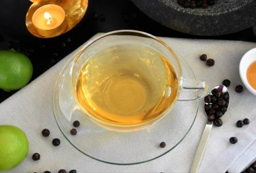 Wacholder Tee Rezept