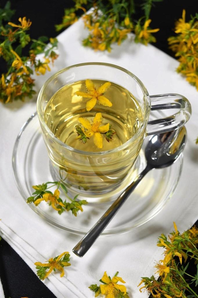 Johanniskraut Tee-Rezeptideen-BallesWorld