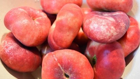 Pfirsichmarmelade mit Weinbergpfirsichlikör