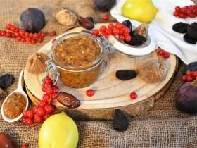 Honig-Zitronen Paste mit Trockenobst-Rezept-ballesworld