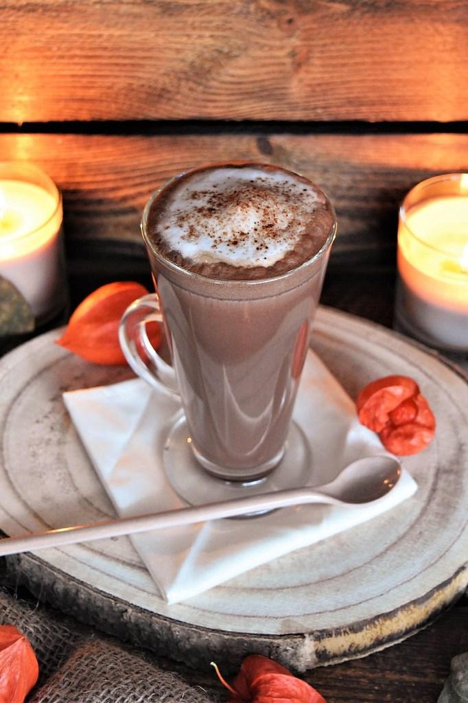 Schwarzwälder Kirsch Schokolade-Heiße Getränke-ballesworld