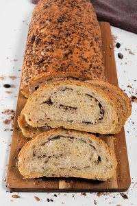 Brot mit Körnerfüllung-Rezeptideen-ballesworld