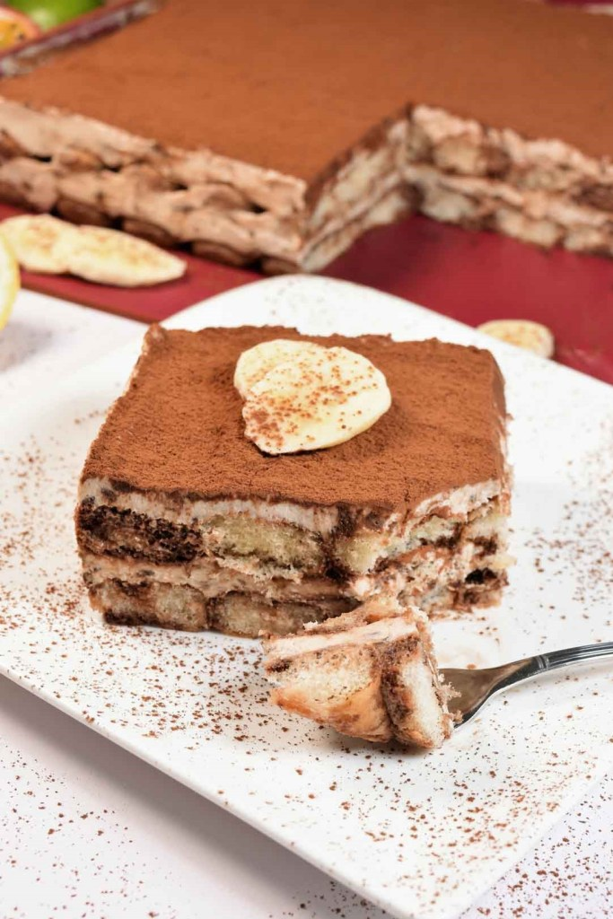 Tiramisu mit Bananen Schoko Creme-Dessert-ballesworld