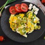 Paprika mit Ei nach mazedonischer Art-Rezept-ballesworld