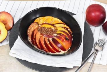 Fruchtiges Frühstück mit Macapulver-Rezept-ballesworld