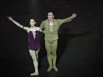 Eleonora Abbagnato et Nicolas Le Riche
