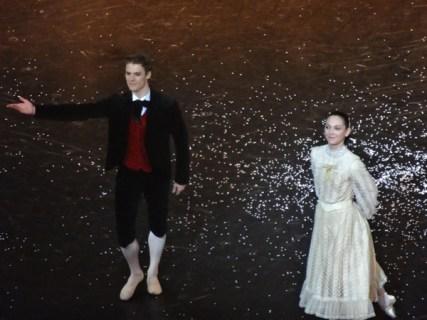 Daniel Stokes et Caroline Robert