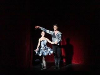 Le ballet dans le ballet