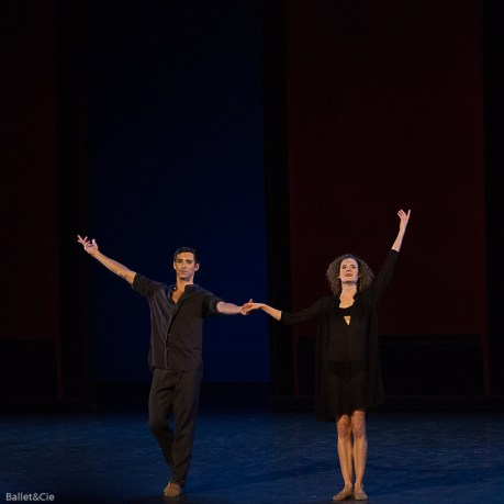 Marc Moreau et Ida Viikinkoski