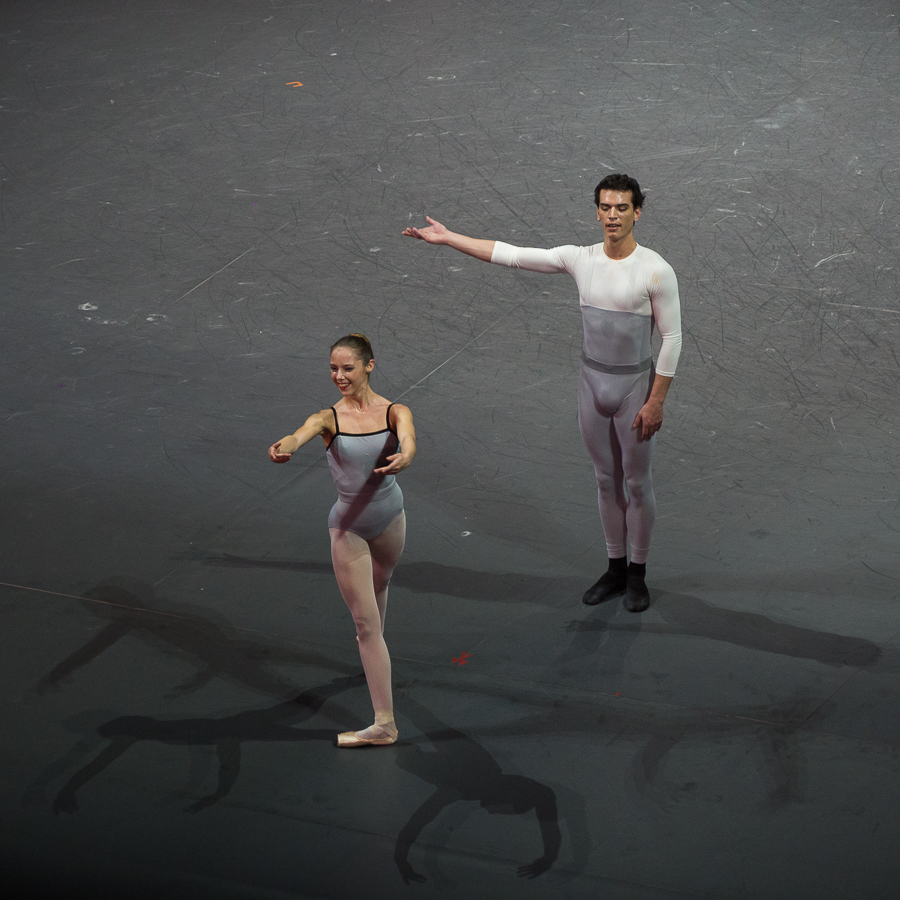 Marion Barbeau et Alexandre Gasse
