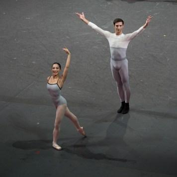 Marine Ganio et Marc Moreau