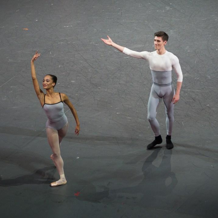 Letizia Galloni et Arthus Raveau