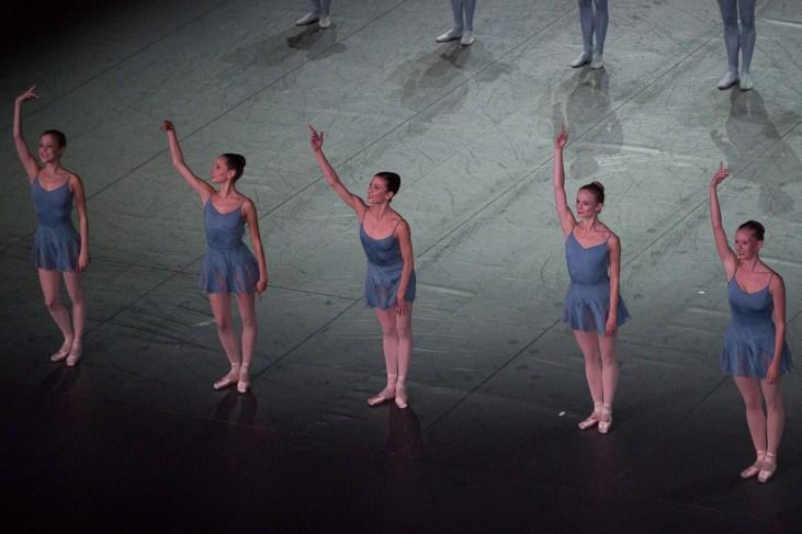Blake Works I - Amélie Joannidès, Marion Gautier de Charnacé, Ludmila Pagliero , Léonore Baulac et Caroline Osmont