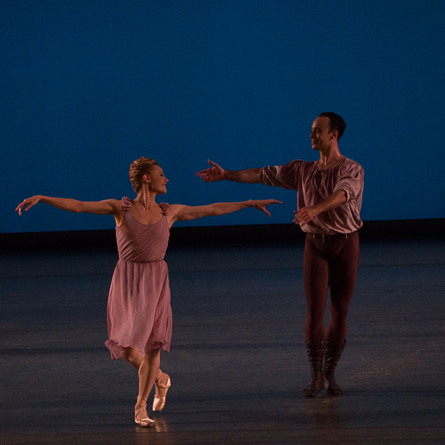 Dances at a Gathering - Sara Mearns et Tyler Angle