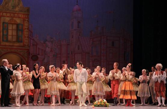 Sascha Radetsky Final ABT Performance, July 3, 2014