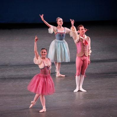 Ashley Bouder, Andrew Veyette, Donizetti Variations
