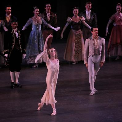 Wendy Whelan, Robert Fairchild, La Sonnambula